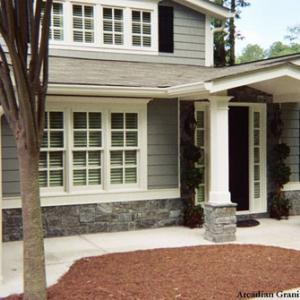 Real Stone Veneers Arcadian Granite Ashlar Blend®