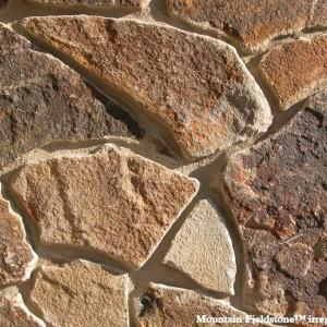 Real Stone Veneer Mountain Fieldstone